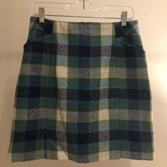 6d7e3307d24e4 Boden Skirts | British Tweed Skirt | Poshmark